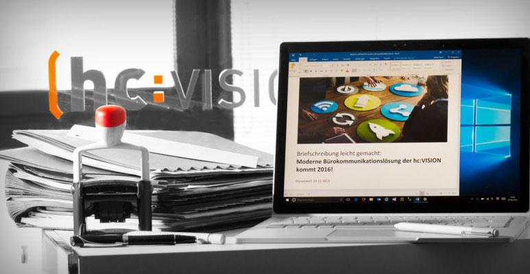 intrakon:bk Kooperation von itsc mit hc:vision